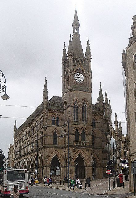 Bradford : Wool Exchange
