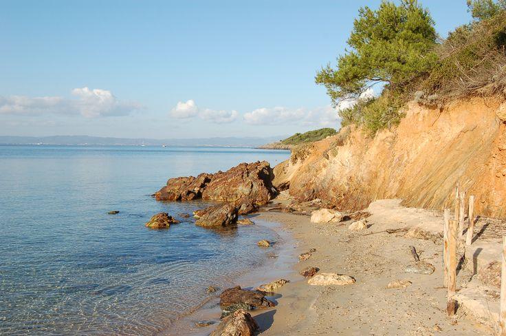 Les plages de l'île | Ile de Porquerolles – Office de Tourisme Hyères