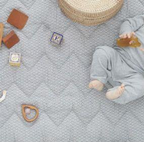 Eco-friendly play mat from Cam Cam Copenhagen. ( Photo: Cam Cam Copenhagen)