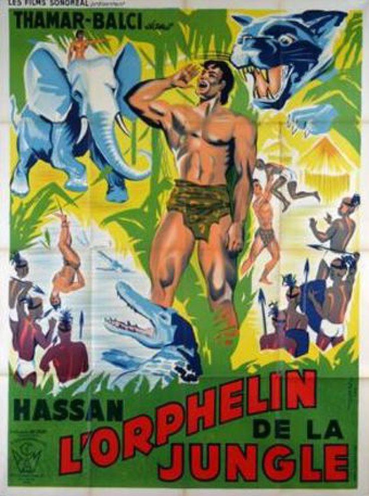 L'Étrange Festival - XXIe édition - Du 3 au 13 septembre 2015 - Hassan, l'orphelin de la jungle (Tarzan à Istanbul)