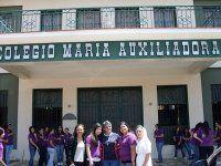 Mi antiguo Colegio.... Maria Auxiliadora
