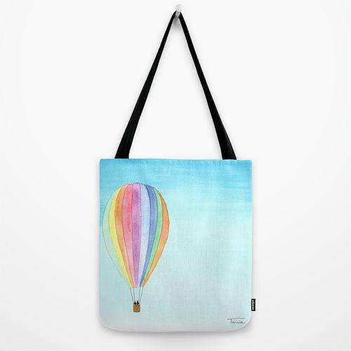 Baloon Tote Bag by Tania Resende   Society6
