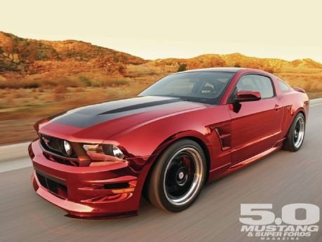 2012 Mustang GT - Go & Shine: Creation n' Chrome's '2012 Mustang GT
