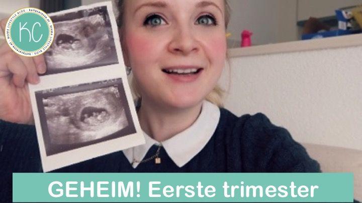 Geheime vlog met beelden en ervaringen uit mijn eerste trimester zwangerschap! Zwanger week 6-12! Kwaaltjes, symptomen, echo en meer bespreek ik van mijn derde baby