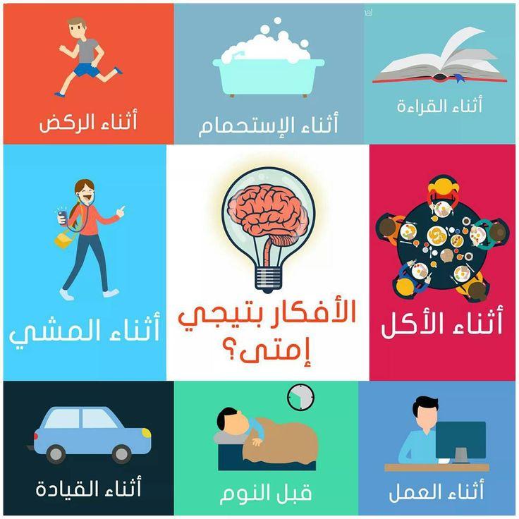 Emraa On Instagram شاركونا أين تأتيكم الأفكار أفكار إبداعات عمل قرار حياة موقف قرارات دنيا امرأة كويت كويتيات كويتي دبي اﻻمارات السعوديه
