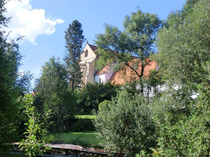 Zlatá Koruna Monastery, Czech rep.