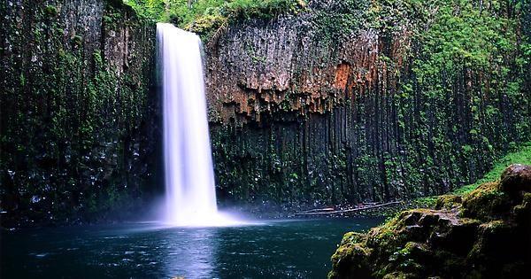 Abiqua Falls, OR - Imgur