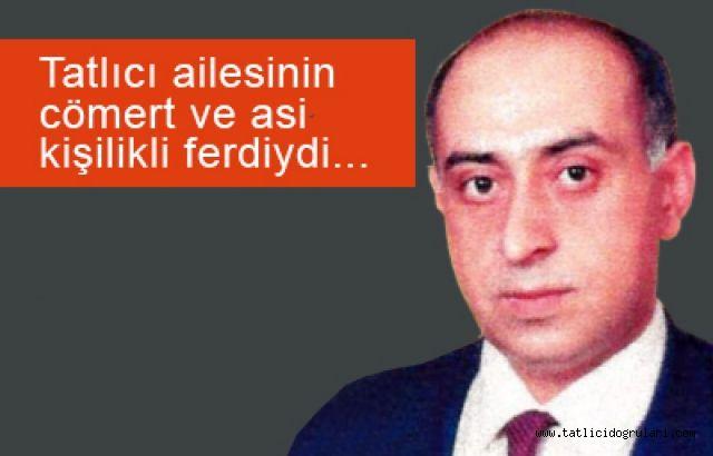 Bir Ali Tatlıcı hikayesi http://www.tatlicidogrulari.com/