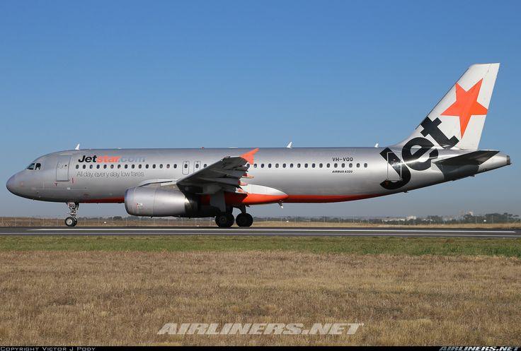 Airbus A320-232 - Jetstar Airways | Aviation Photo #4249725 | Airliners.net
