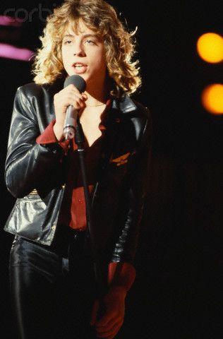 Leif Garrett Performing, 1979, Fotograf/in: Lynn Goldsmith