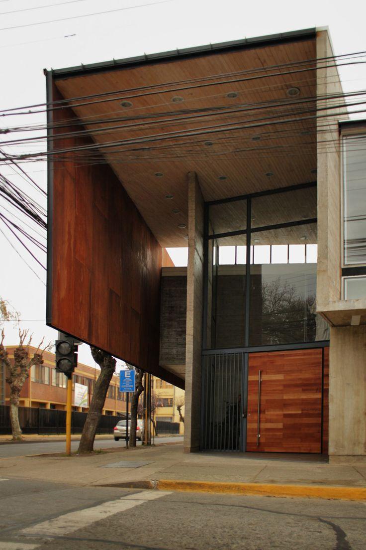 Imagen 2 de 36 de la galería de Edificio Administrativo Curricular Liceo María Auxiliadora / Surco Studio. Cortesía de Surco Studio