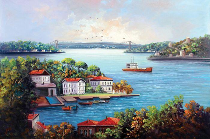 İstanbul Tabloları İST 069