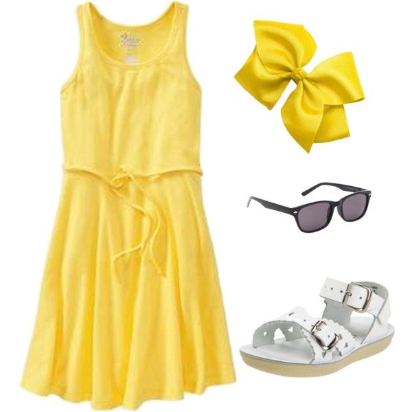 Belle Inspired Outfit for Callie