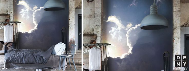 Bedroom in the Clouds | Daily Digs | DENY Designs Home Accessories