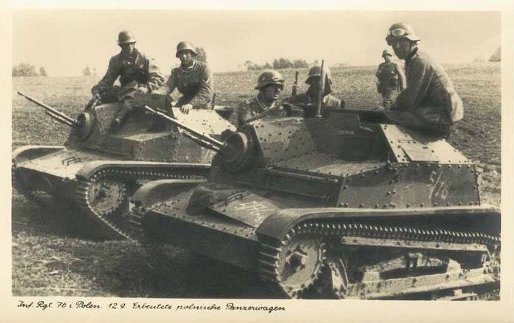 Wehrmacht with TSK in Poland.