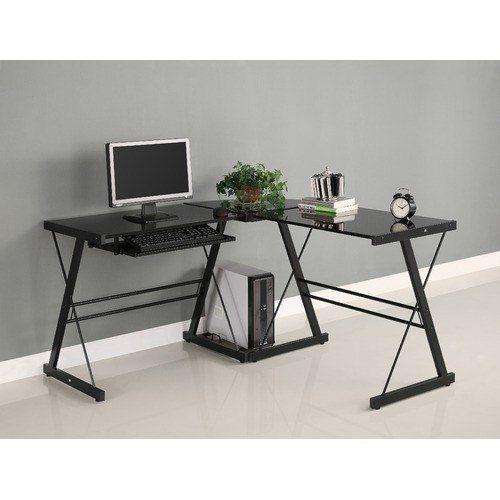 17 Best Ideas About Corner Computer Desks On Pinterest