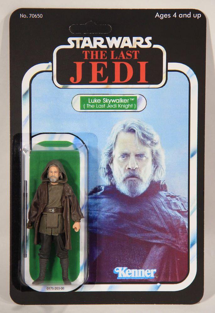 L002049 2017 Star Wars Luke The Exile Jedi Skywalker Last uFclT13KJ