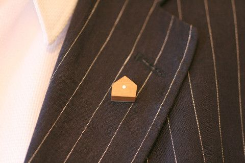 Offcut House Pin