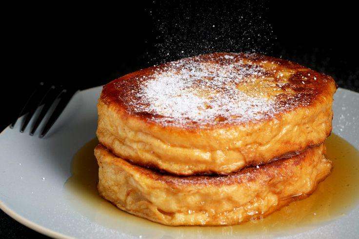 Sous Vide French Toast Recipe,foodfornet.com