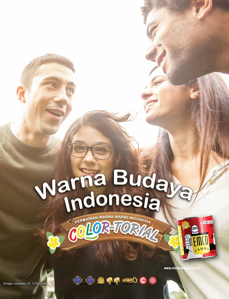 Mengenal budaya dapat dilakukan melalui game COLOR-TORIAL dengan menjelajahi ragam kekhasan daerah di Indonesia. Fakta-fakta menarik yang dikemukakan game COLOR-TORIAL juga akan semakin memperkaya pengetahuan dan dapat meningkatkan kesadaran bahwa budaya Indonesia yang beragam itu perlu untuk dijaga. Unduh gamenya di App Store https://itunes.apple.com/id/app/colortorial/id1135159964?mt=8 maupun Google Play Store https://play.google.com/store/apps/details?id=com.matarampaint.emco.colortorial