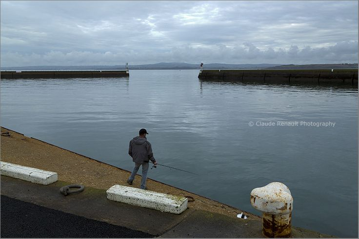 A Fisherman. Douarnenez.  Photo Gallery  |   Facebook  |  My Blog    A New Interview  |