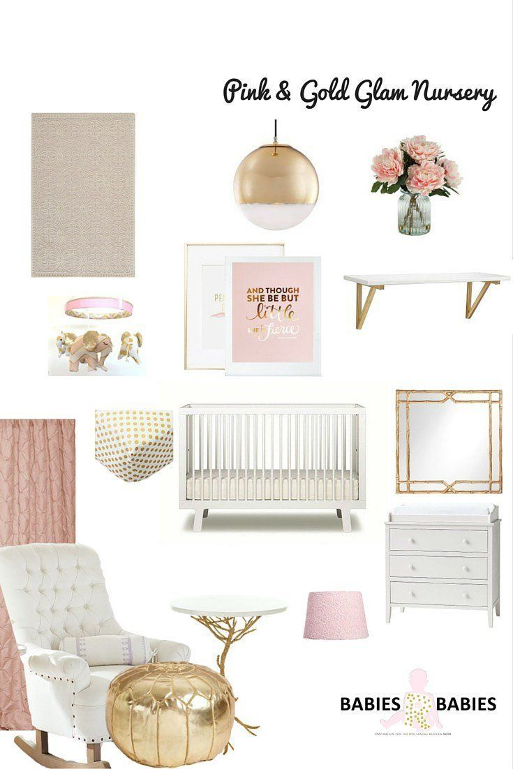 pink nursery wallpaper baby girl patterns ideas discount crib bedding sets paint…  – Bayyy-beee