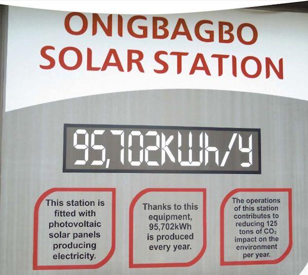 Nigeria Debates $30 Million For Diesel-Killing, Off-Grid Solar Power