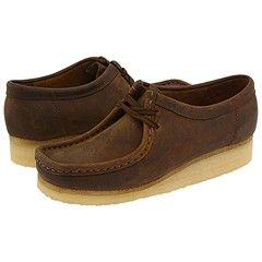 "These would be cute with jeans and a plaid oxford shirt- maybe the ""university"" look? Clarks @Zappos"