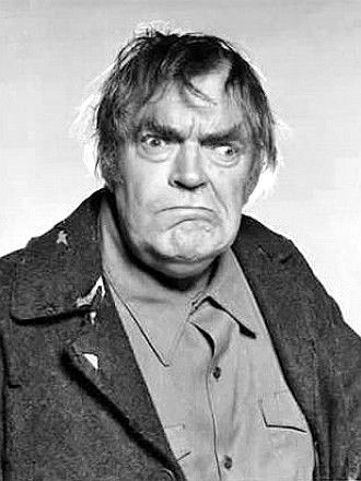 Jack Elam (1920–2003) - Colorful American character actor equally adept at vicious killers or grizzled sidekicks. He became one of the most memorable supporting players in Hollywood, thanks not only to his near-demented screen persona but also to an out-of-kilter left eye, sightless from a childhood fight. He appeared with great aplomb in Westerns and gangster films alike, and in later years played to wonderful effect in comedic roles.