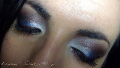 •·.· ́ ̄`heavywings can fly ̄`'·.·•: Where Earth Meets Sky - Make Up Tutorial - Prodott...