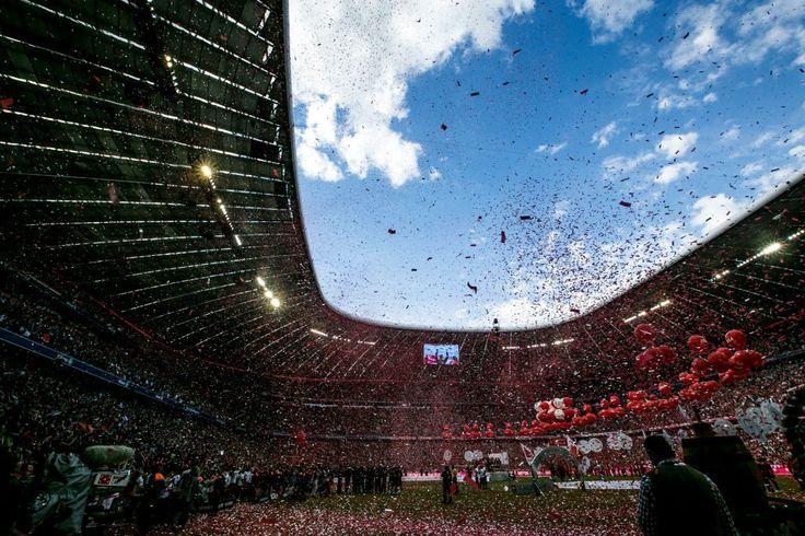 Allianz Arena - Munique - Alemanha