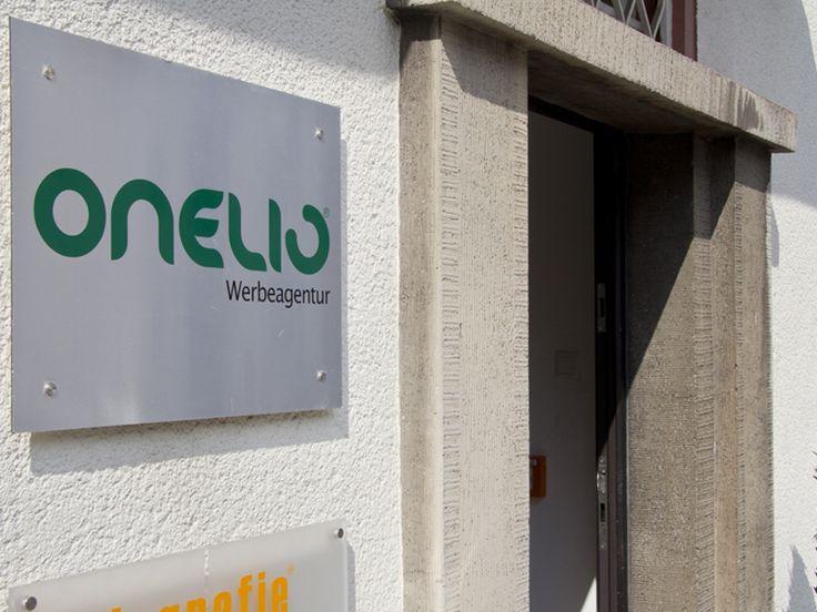 Eingang #onelio #werbeagentur #agentur #werbung #düsseldorf #design