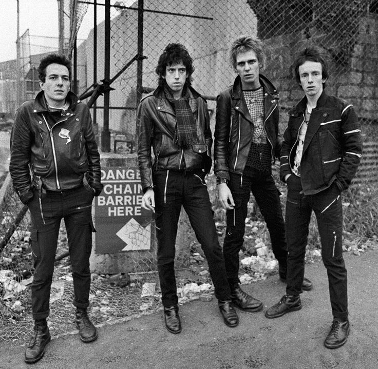Adrian Boot The Clash