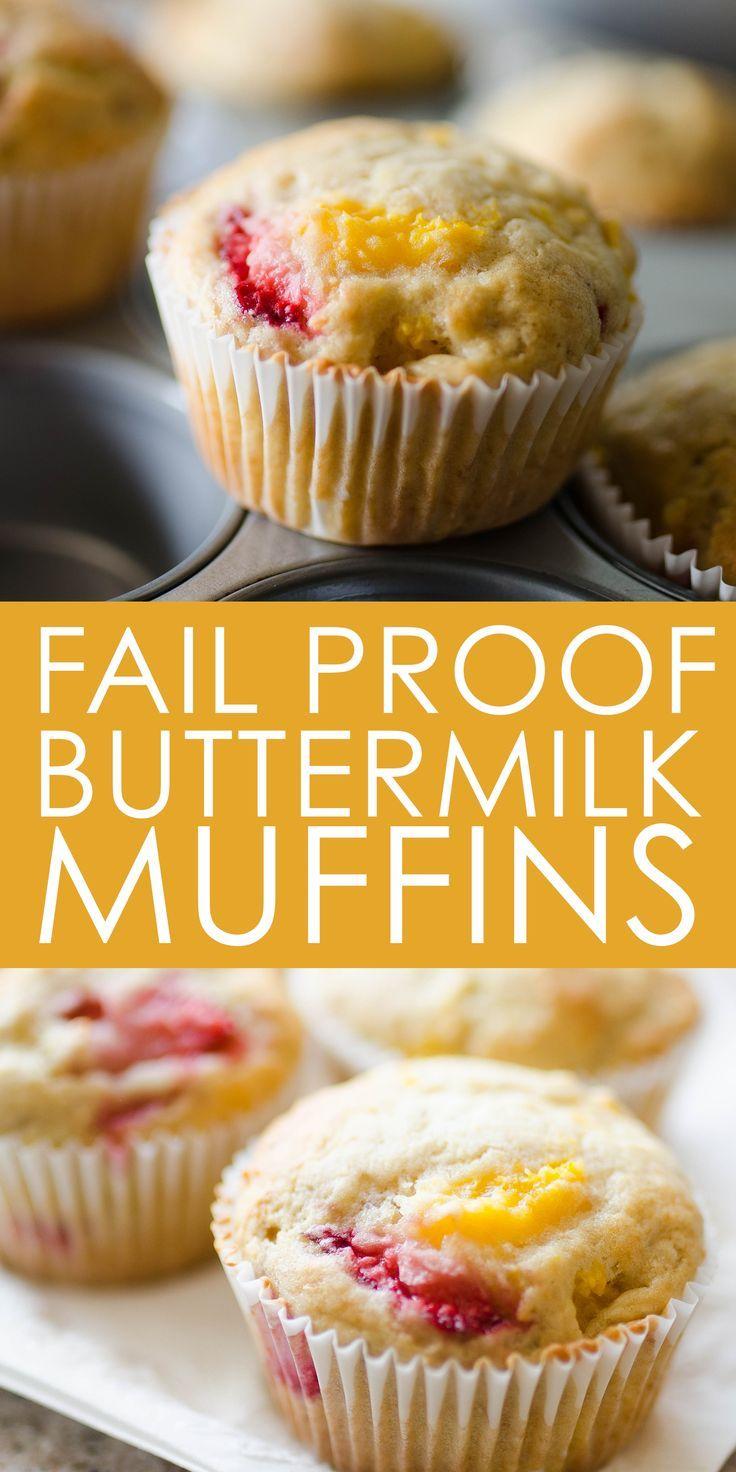 Perfect Buttermilk Muffins Recipe To Make Fruity Muffins Color Me Meg Recipe Buttermilk Muffins Buttermilk Recipes Muffin Recipes Blueberry
