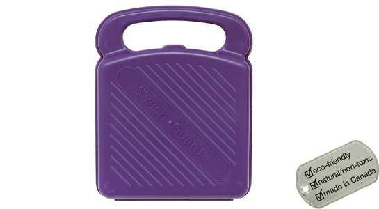Sandwich Guard - bpa-free food container
