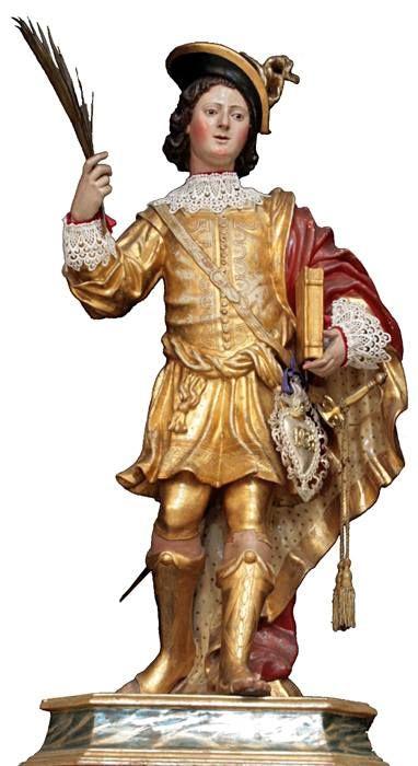 il martire sardo S.Saturinino, patrono di Cagliari