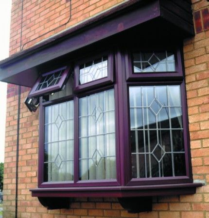 Bay Window Designs For Homes