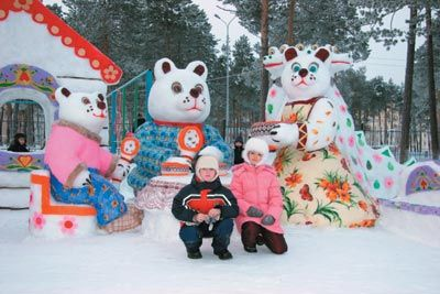 Вознюк Р. | Построим снежный город | Журнал «Дошкольное образование» № 24/2006