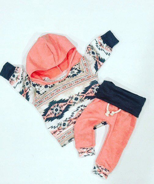 Southwestern sweater and peach set Sizing : Preemie to 6T Fits true to size All clothing made in a smoke/pet free environment ! CARE INSTURCTIONS: Please wash on gentle and HANG dry only! I would recommend ordering your sizes by your childs weight, if you do have any problems please contact me ! Sizing guide by weight: Preemie - 4-6lbs Newborn- 7-9 lbs 0-3 Month- 10-13lbs 3-6 Month- 14-17lbs 6-9 Month - 18-21lbs 9-12 Month 22-25 lbs 12-18 Month- 25-29lbs 18-24 Month- 30-34lbs 2-3T -...