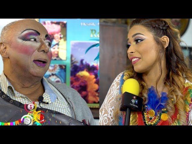 """Entrevista A Raudy Torres """"El Roba La Gallina Más Famosos Del Carnaval"""" – Cachicha En Carnaval"""