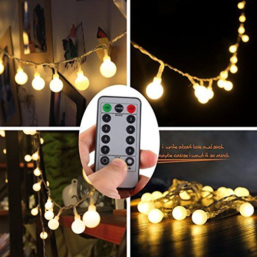 Battery Operated Chandelier With Awesome Battery Operated Outdoor And Indoor Chandelier Decor: 1000+ Ideas About Globe String Lights On Pinterest