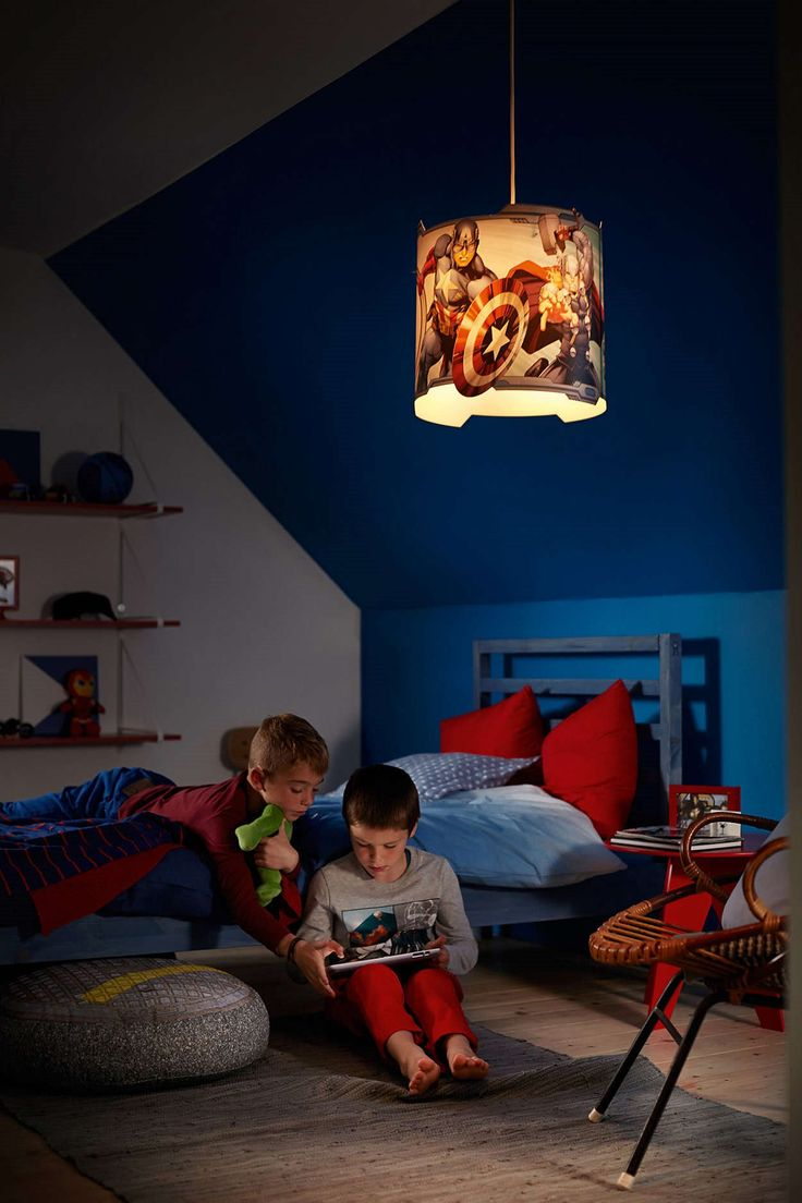 Philips Disney Lampa Wisząca Avengers 71751/35/16 : Oświetlenie dziecięce : Sklep internetowy Elektromag Lighting #kids