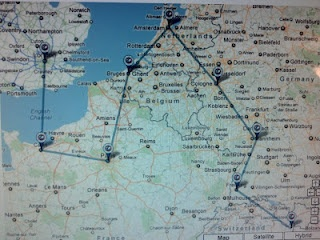 Claire (my 12yo daughter) is going to Europe in the Summer of 2012.  This is her blog!