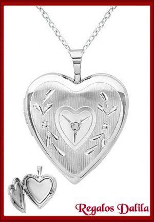 Regalos Dalila | Anillos de plata | Pulseras de plata | Aros de plata | Dijes | Cadenas de plata | Joyas de plata | Joyeria online: Relicari...