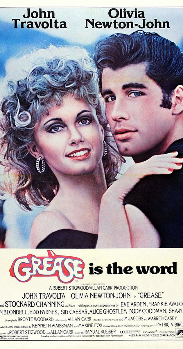 Directed by Randal Kleiser.  With John Travolta, Olivia Newton-John, Stockard Channing, Jeff Conaway. Good girl Sandy and greaser Danny fell in love over the summer. But when they unexpectedly discover they're now in the same high school, will they be able to rekindle their romance?