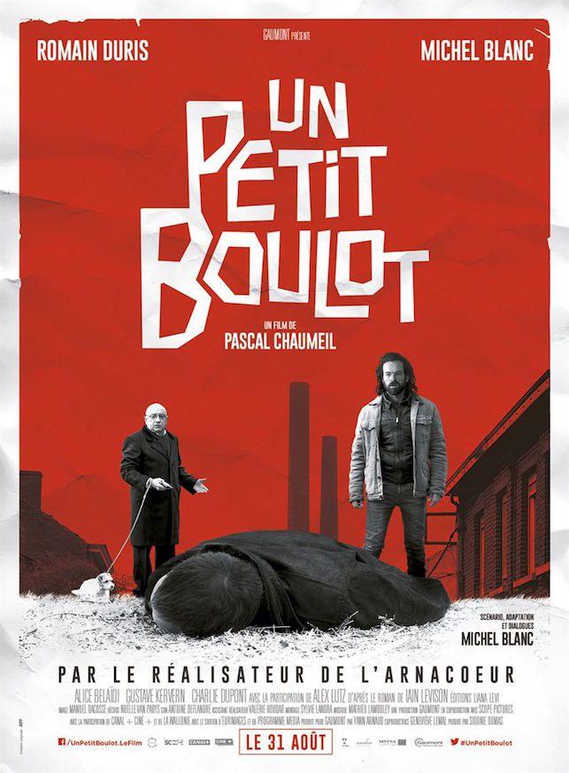 Bande annonce d'Un petit boulot, film posthume de Pascal Chaumeil avec Romain Duris et Michel Blanc