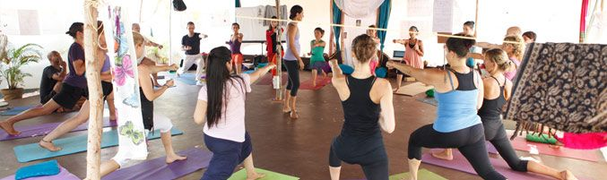 Our Brand Ambassador Sanjeev Kumar Bhanot has been spreading the magic of yoga throughout the world for almost 16 years now. Sanjeev's yoga transforms the way you look at life, making you more positive, healthy and totally empowered. Don't miss out on this great opportunity to train with this experienced yoga teacher in Pernem, Goa in India from Jan 5th – Feb 1st, 2014, Registered with Yoga Alliance for a 200 hour certificate. More info: www.yogalife.org