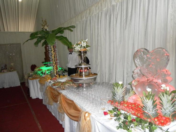 Chocolate Fountain Hire, Worcester, Hereford, Gloucester and Midlands - Beverage Fountain Hire