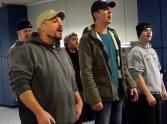 While they were waiting around at an airport, this a cappella group did something incredible to lift everyone's spirits. This is a one-of-a-kind act of kindness!