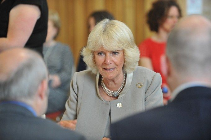 Duchess of Cornwall awards winners of The Queen's Commonwealth Essay Competition | Royal Central